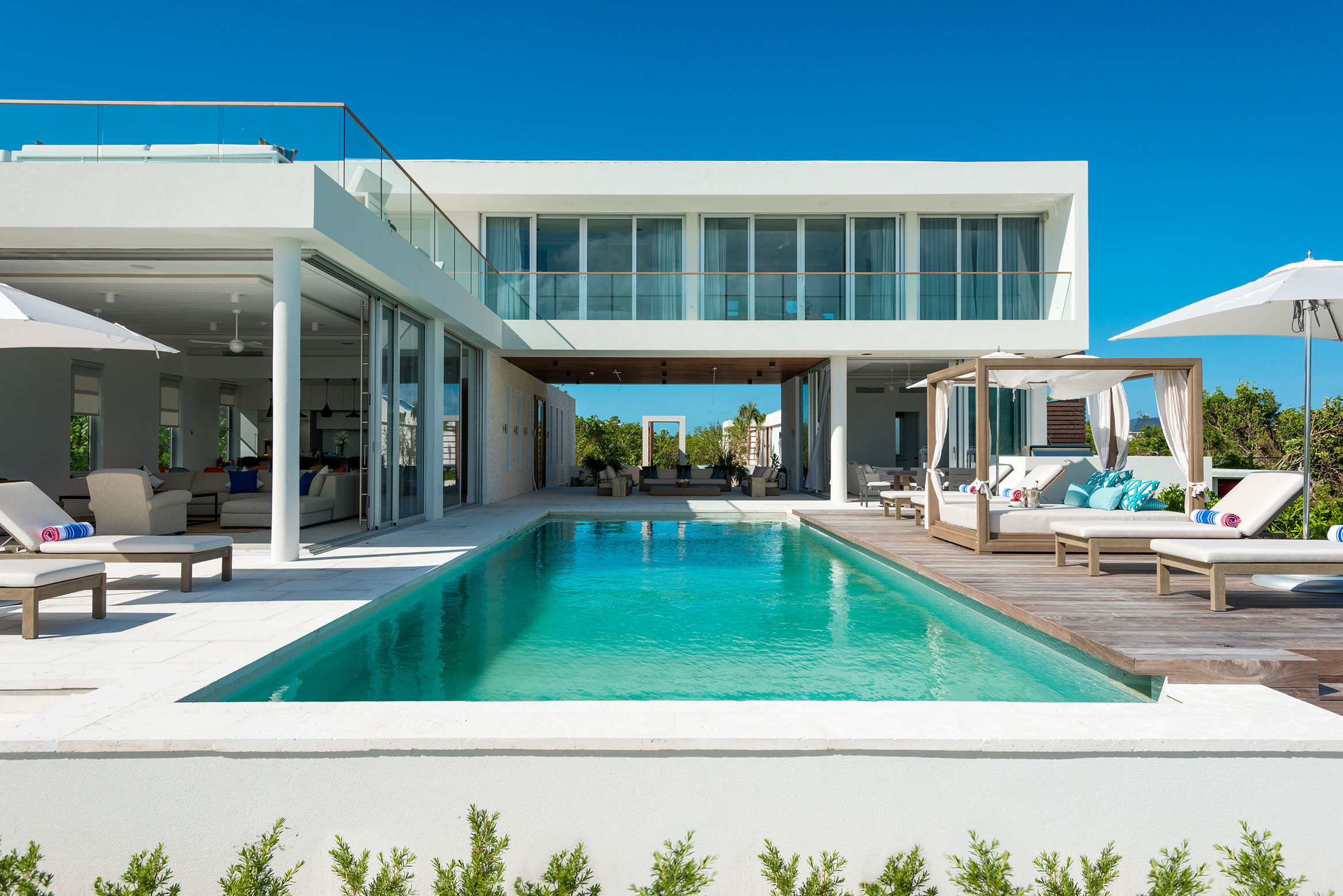 Luxury Villa Rental in Turks and Caicos
