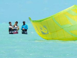 best kiteboarding instructors turks and caicos